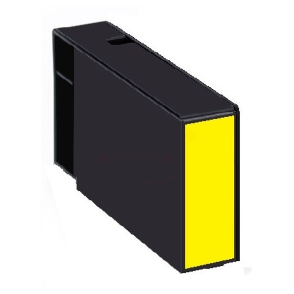 Original Canon 9195B001 / PGI-1500 XLY Tintenpatrone gelb 12 ml 935 Seiten