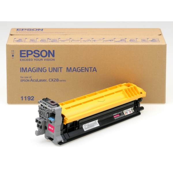 Original Epson C13S051192 / 1192 Drum Kit magenta 30.000 Seiten