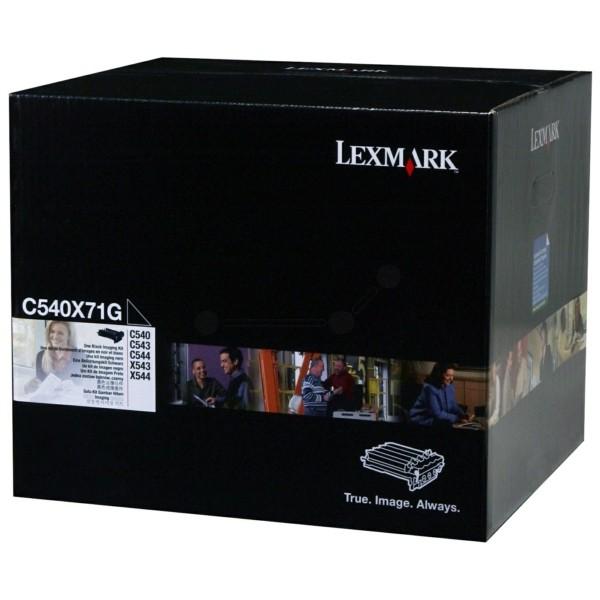 Original Lexmark C540X71G Drum Kit schwarz 30.000 Seiten