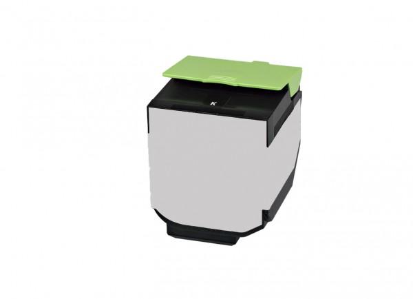 Alternativ Lexmark 80C2SK0 / 802SK Toner black 2.500 Seiten