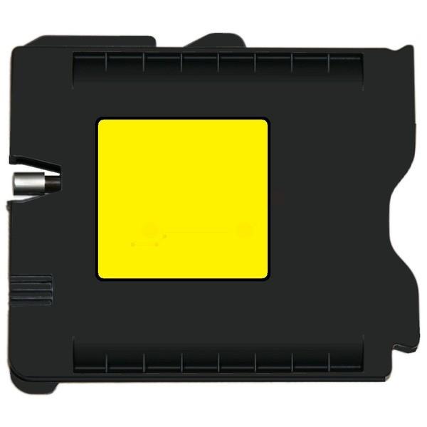 Original Ricoh 405704 / GC-31 HY Gelkartusche gelb 4.000 Seiten