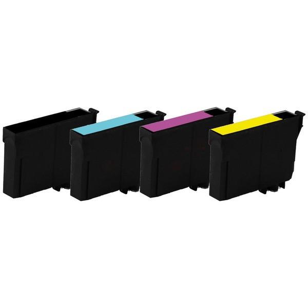 Original Epson C13T18164010 / 18XL Tinte MultiPack Bk,C,M,Y 470pg + 3x450pg, 1x 12ml + 3x 7ml