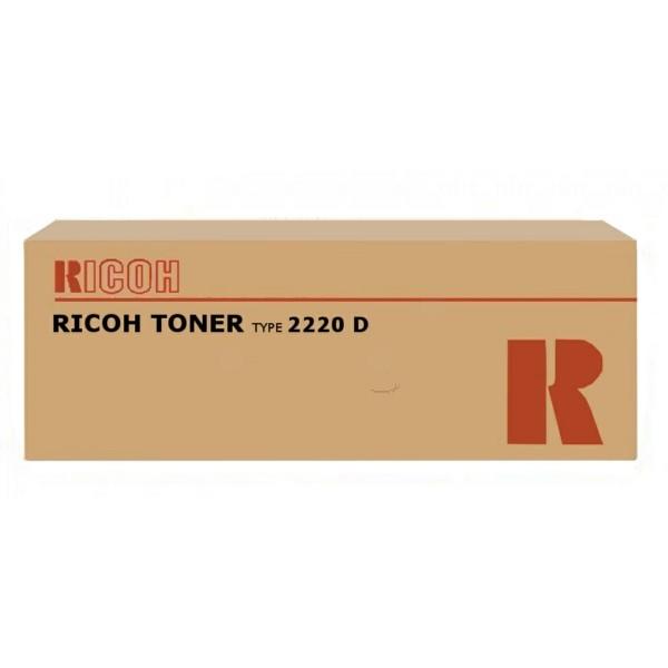 Original Ricoh 842042 / TYPE 2220 D Toner schwarz 11.000 Seiten