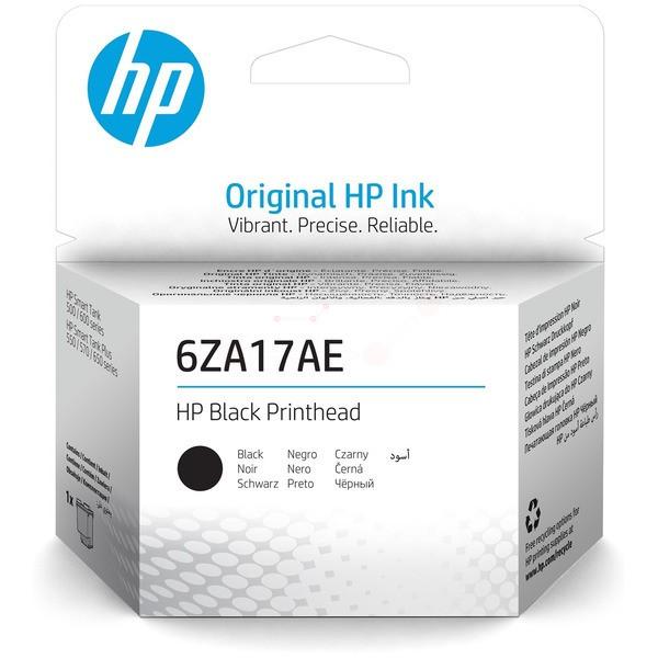 Original HP 6ZA17AE Druckkopf schwarz
