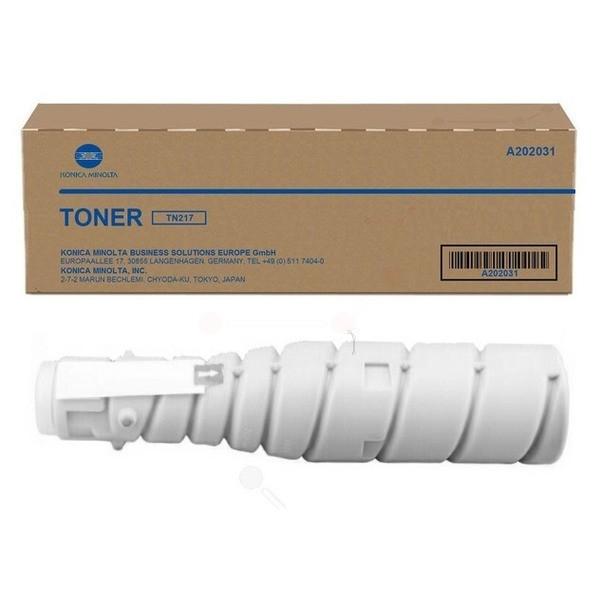 Original Konica Minolta A202051 / TN-217 Toner schwarz 17.500 Seiten
