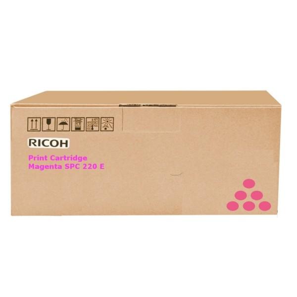 Original Ricoh 406099 / TYPE SPC 220 E Toner magenta 2.000 Seiten