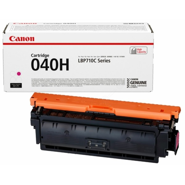 Original Canon 0457C001 / 040 HM Tonerkartusche magenta 10.000 Seiten