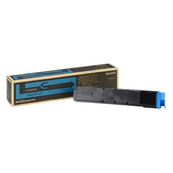 Original Kyocera 1T02LCCNL0 / TK-8505 C Toner-Kit cyan 20.000 Seiten