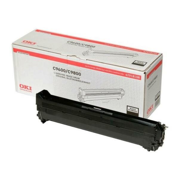 Original OKI 42918108 Drum Kit schwarz 30.000 Seiten
