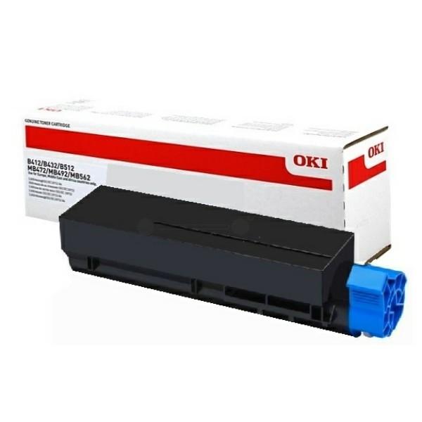 Original OKI 45807102 Toner-Kit 3.000 Seiten