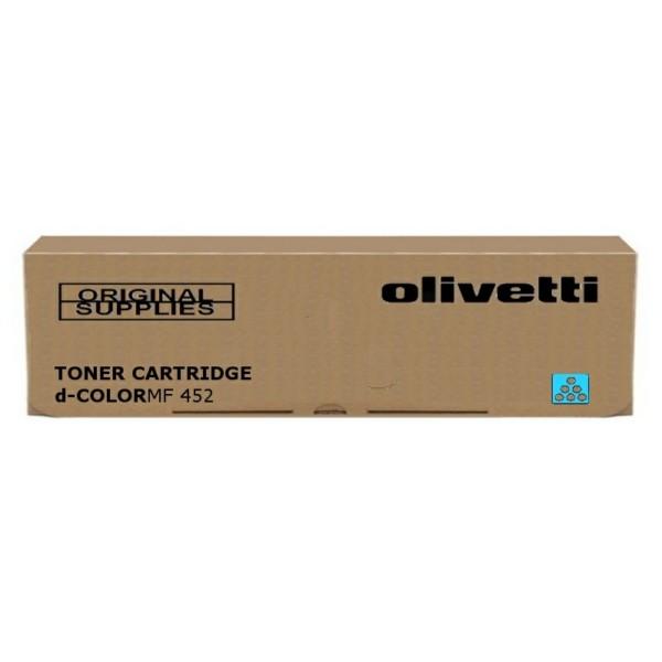 Original Olivetti B1027 Toner cyan 26.000 Seiten