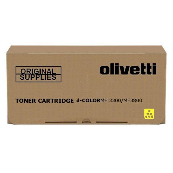 Original Olivetti B1103 Toner gelb 10.000 Seiten