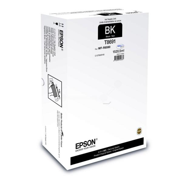 Original Epson C13T869140 / T8691 Tintenpatrone schwarz 1520,5 ml 75.000 Seiten