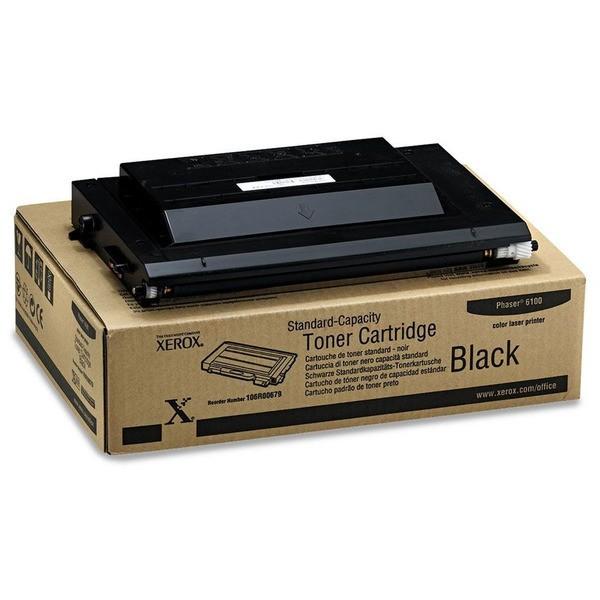 Original Xerox 106R00679 Toner schwarz 3.000 Seiten