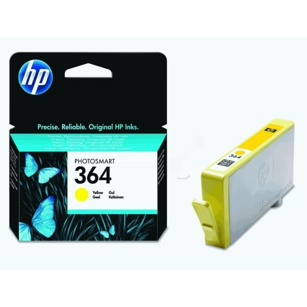 Original HP CB320EE / 364 Tintenpatrone gelb 3,5 ml 300 Seiten