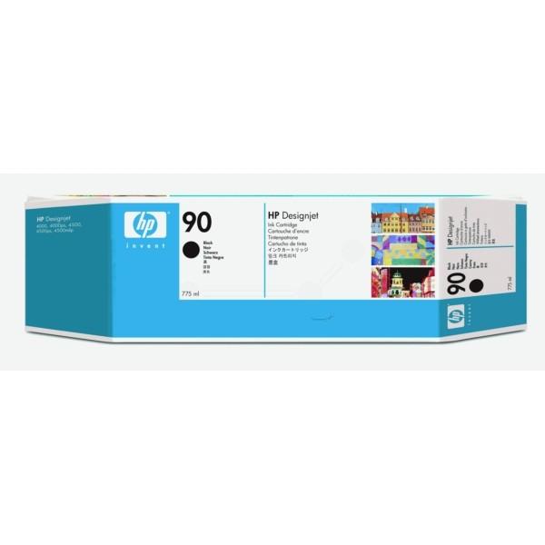 Original HP C5059A / 90 Tintenpatrone schwarz 775 ml