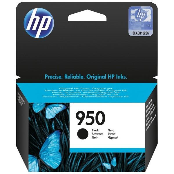 Original HP CN049AE / 950 Tintenpatrone schwarz 24 ml 1.000 Seiten