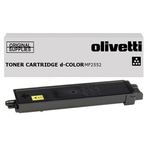 Original Olivetti B1068 Toner-Kit schwarz 12.000 Seiten