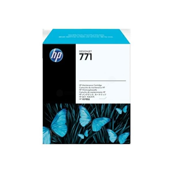 Original HP CH644A / 771 Resttintenbehälter 775 ml
