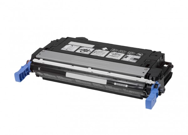 Alternativ HP Q6460A / 644A Toner black 12.000 Seiten