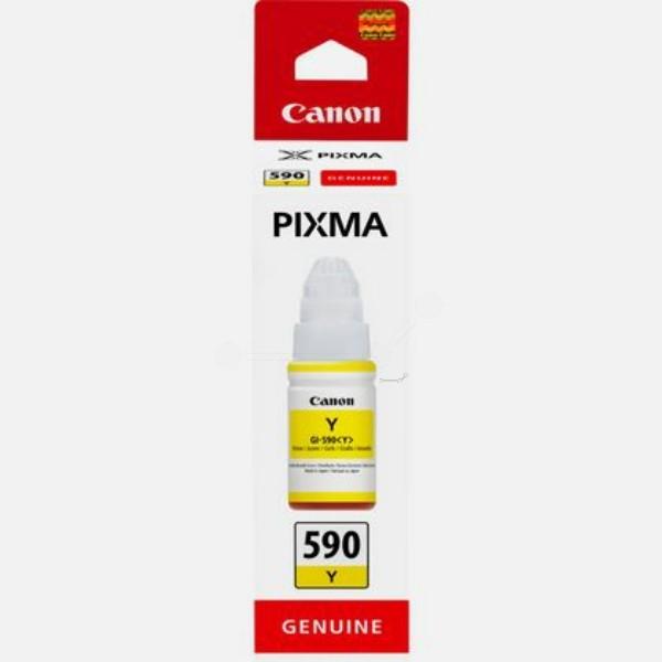 Original Canon 1606C001 / GI-590 Y Tintenpatrone gelb 70 ml 7.000 Seiten