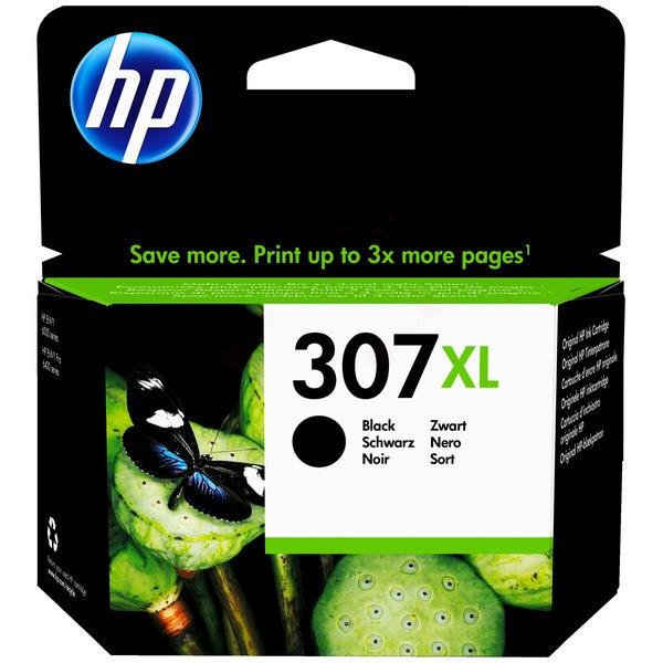 Original HP 3YM64AE / 307XL Druckkopfpatrone schwarz 400 Seiten