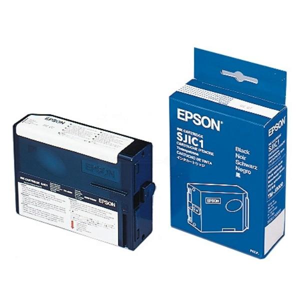 Original Epson C33S020175 / SJIC-1 Tintenpatrone schwarz 99 ml 12.000.000 signs
