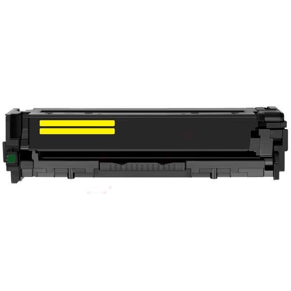 Original HP CB542A / 125A Tonerkartusche gelb 1.400 Seiten
