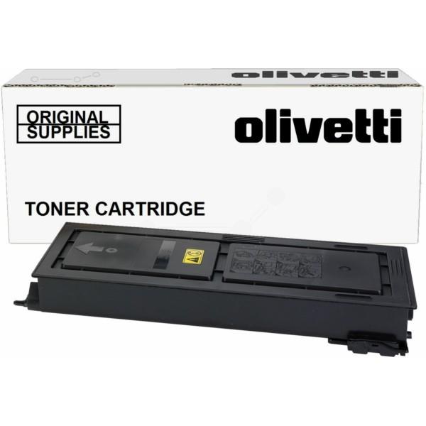 Original Olivetti B0878 Toner-Kit 20.000 Seiten