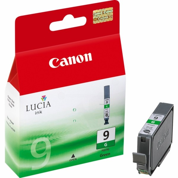 Original Canon 1041B001 / PGI-9 G Tintenpatrone grün 14 ml 1.600 Seiten