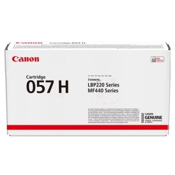 Original Canon 3010C002 / 057H Tonerkartusche 10.000 Seiten