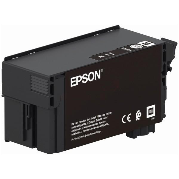Original Epson C13T40D140 / T40 Tintenpatrone schwarz 80 ml