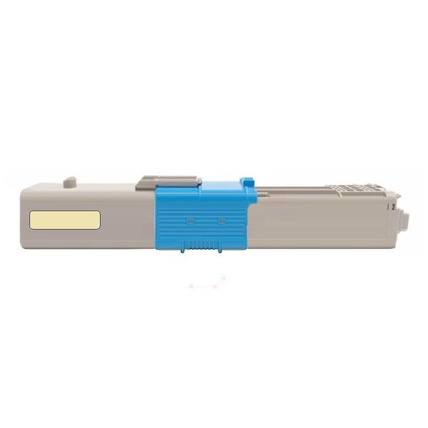 Original OKI 46508709 Toner-Kit gelb 3.000 Seiten