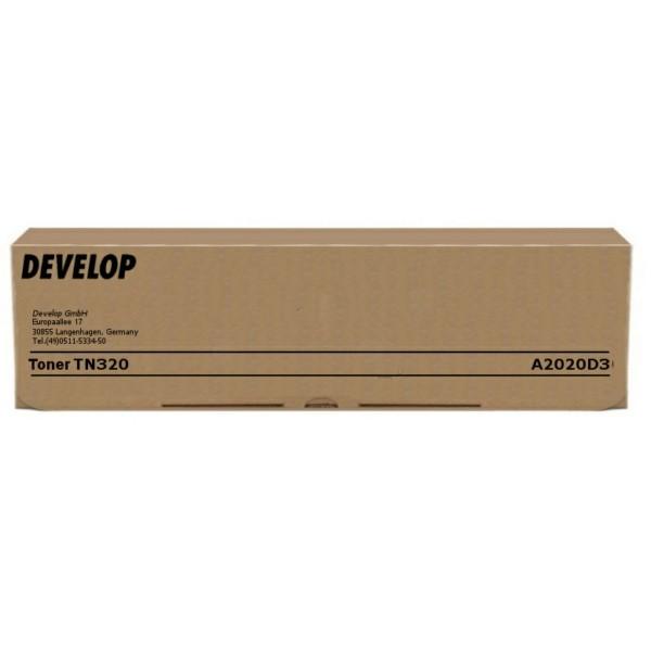 Original Develop A2020D3 / TN-320 Toner 20.000 Seiten