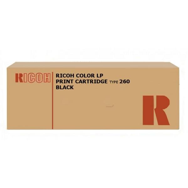 Original Ricoh 888446 / TYPE 260 Toner schwarz 24.000 Seiten