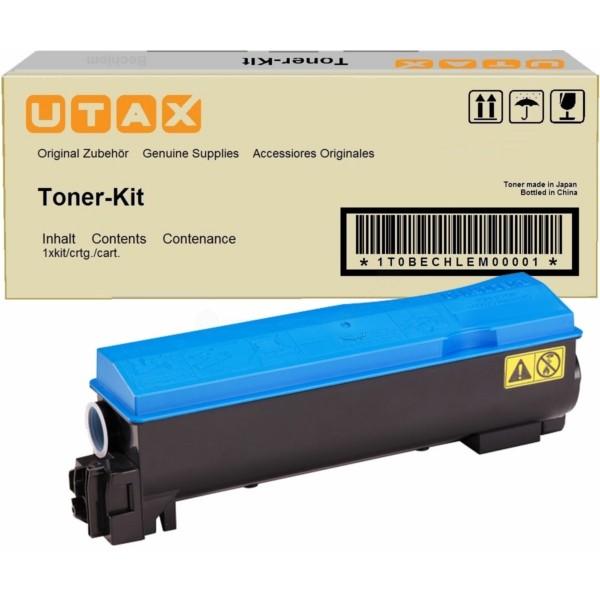 Original Utax 4463510011 Toner cyan 12.000 Seiten