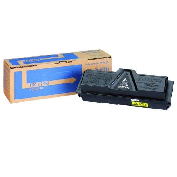 Original Kyocera 1T02ML0NL0 / TK-1140 Toner schwarz 7.200 Seiten
