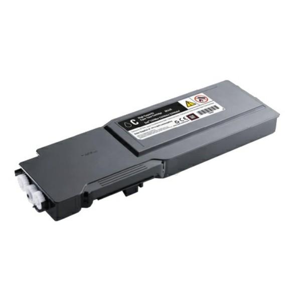 Original Dell 59311122 / FMRYP Toner-Kit cyan 9.000 Seiten