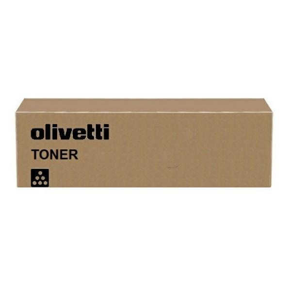 Original Olivetti B0872 Toner-Kit schwarz 45.000 Seiten