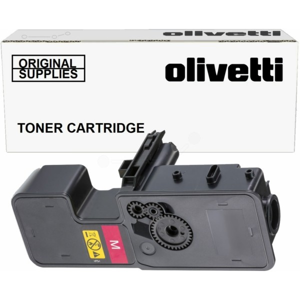 Original Olivetti B1239 Toner-Kit magenta 3.000 Seiten