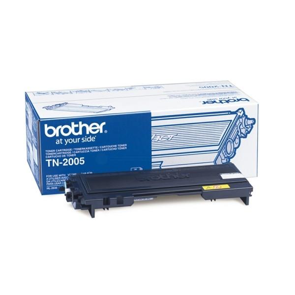 Original Brother TN2005 Toner-Kit 1.500 Seiten