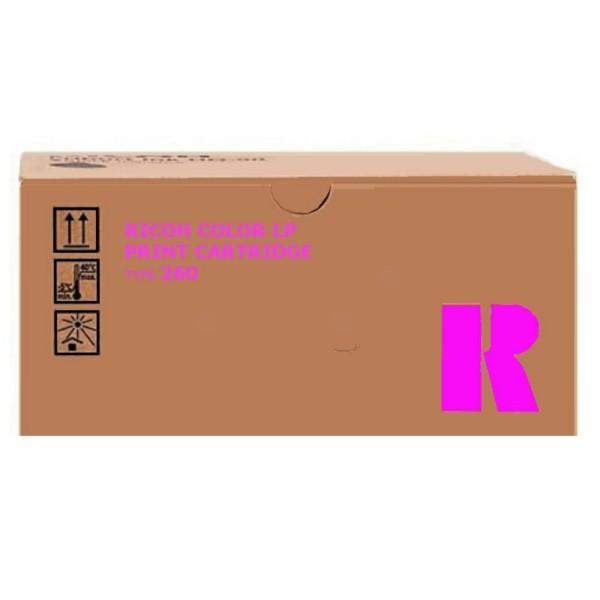 Original Ricoh 888448 / TYPE 260 Toner magenta 10.000 Seiten