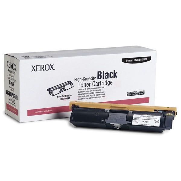 Original Xerox 113R00692 Toner schwarz 4.500 Seiten