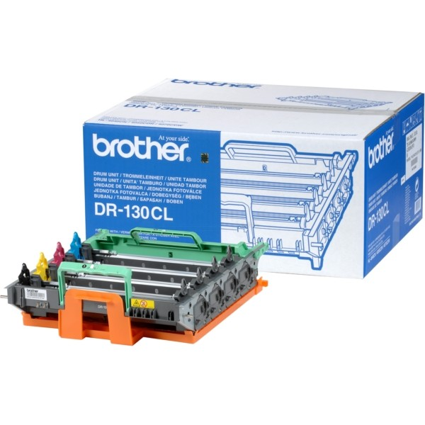 Original Brother DR130CL Drum Kit MultiPack Bk,C,M,Y 17.000 Seiten