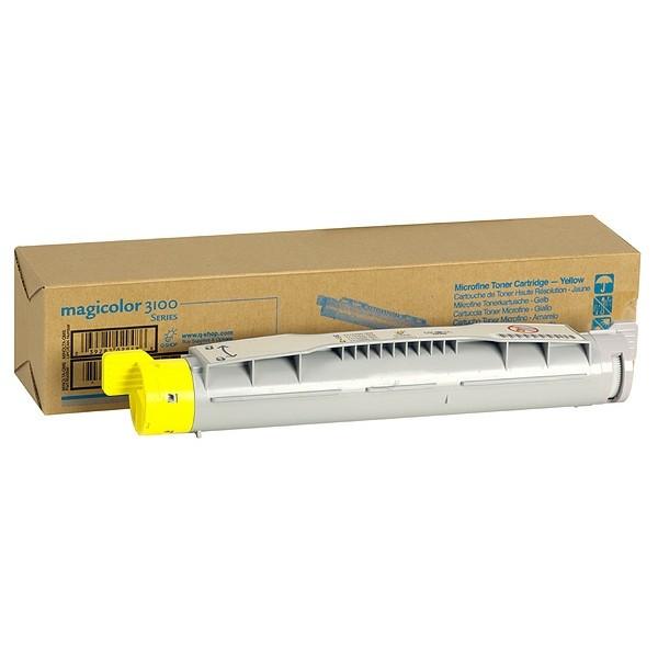 Original Konica Minolta 9960A1710490002 Toner gelb 6.000 Seiten