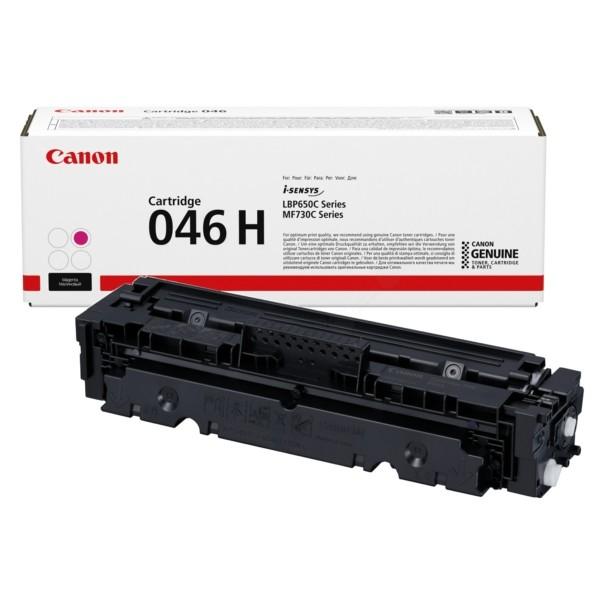 Original Canon 1252C002 / 046H Tonerkartusche magenta 5.000 Seiten