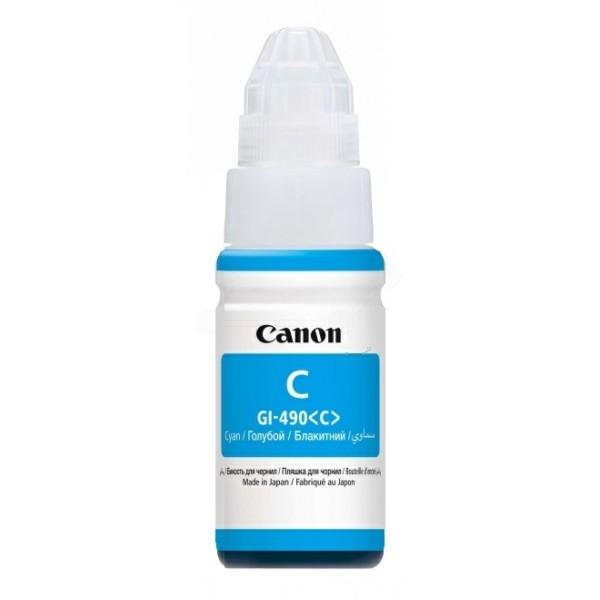 Original Canon 0664C001 / GI-490 C Tintenpatrone cyan 70 ml 7.000 Seiten