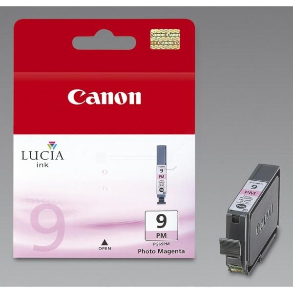 Original Canon 1039B001 / PGI-9 PM Tintenpatrone magenta hell 14 ml 530 Seiten