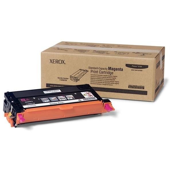 Original Xerox 113R00720 Tonerkartusche magenta 2.000 Seiten
