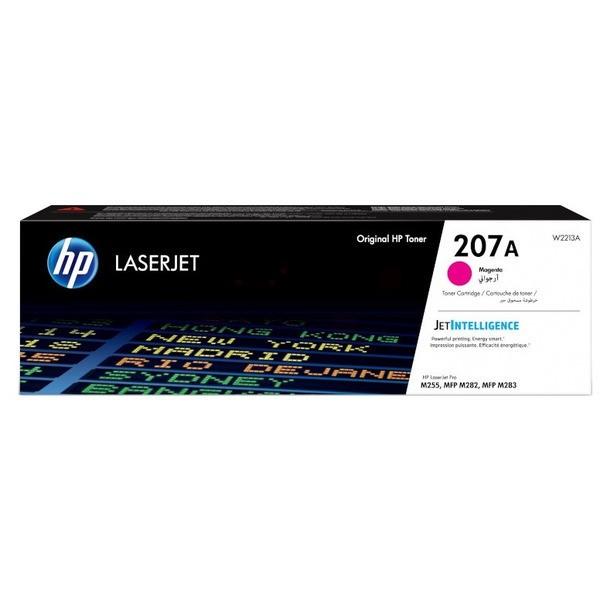 Original HP W2213A / 207A Tonerkartusche magenta 1.250 Seiten